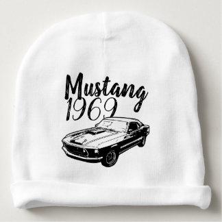 Gorro Para Bebê Mustang