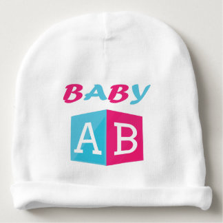 Gorro Para Bebê O bebê ABC obstrui