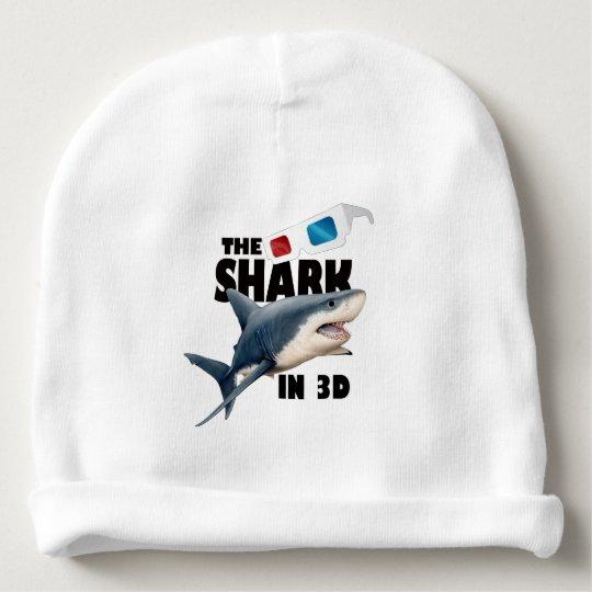 Gorro Para Bebê O filme do tubarão