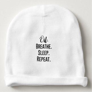 Gorro Para Bebê o óleo respira a repetição do sono - produtos