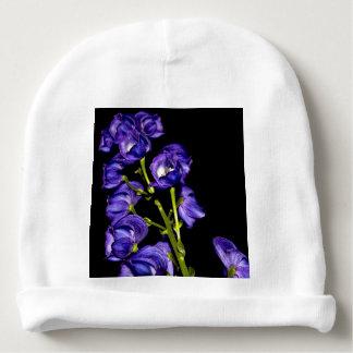 Gorro Para Bebê Obscurece lilás flor