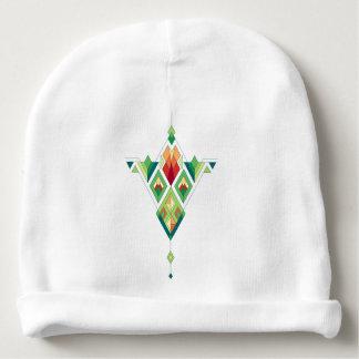 Gorro Para Bebê Ornamento asteca tribal étnico do vintage