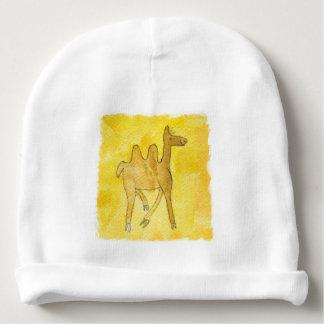 Gorro Para Bebê Os desenhos do Tinca. Aguarela criançola com