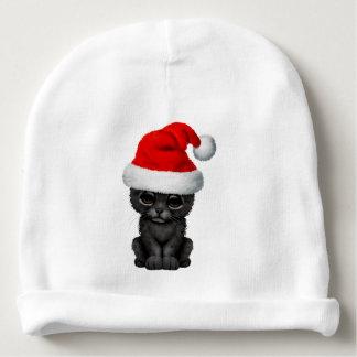 Gorro Para Bebê Pantera preta bonito Cub que veste um chapéu do