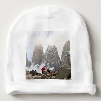 Gorro Para Bebê Parque nacional de Torres del Paine, o Chile