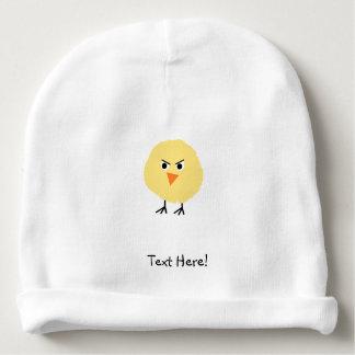 Gorro Para Bebê Pássaro muito virado