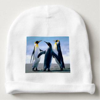 Gorro Para Bebê Pinguins