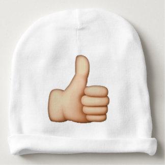 Gorro Para Bebê Polegares acima - Emoji