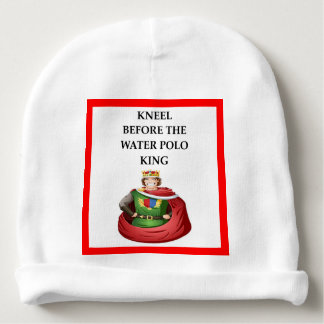 Gorro Para Bebê pólo aquático