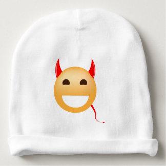 Gorro Para Bebê Pouco diabo de Emoji