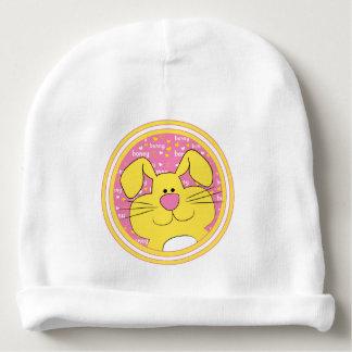 Gorro Para Bebê Presente do Beanie do bebê/coelho/rosa/amarelo do