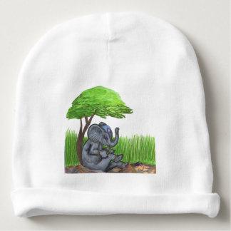 Gorro Para Bebê Princesa Jeweled da árvore de elefante bonsais