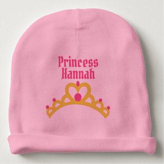 Gorro Para Bebê Princesa personalizada da bailarina