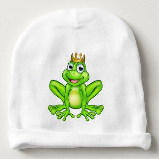 Gorro Para Bebê Príncipe do sapo dos desenhos animados