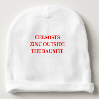 Gorro Para Bebê química
