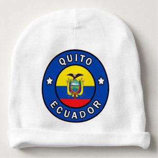 Gorro Para Bebê Quito Equador