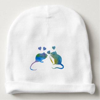 Gorro Para Bebê Ratos