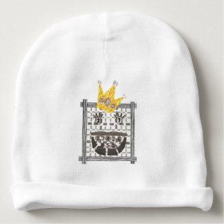 Gorro Para Bebê Rei Sudoku Bebê Chapéu