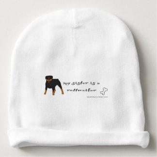 Gorro Para Bebê rottweiler