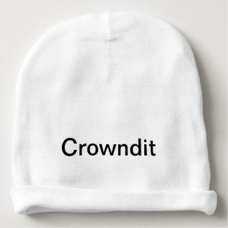Gorro Para Bebê Roupa de Crowndit