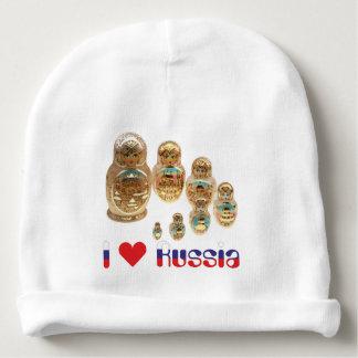 Gorro Para Bebê Rússia - Russia Babuschka Matrjoschka gorro -
