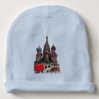Gorro Para Bebê Rússia - Russia Moscovo gorro
