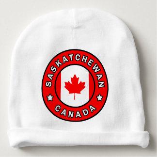 Gorro Para Bebê Saskatchewan Canadá