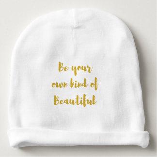 Gorro Para Bebê Seja seu próprio tipo de bonito