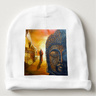 Gorro Para Bebê Senhor Gautama Buddha