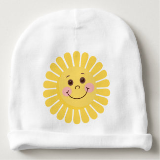 Gorro Para Bebê Sun e lua