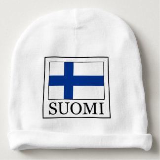 Gorro Para Bebê Suomi