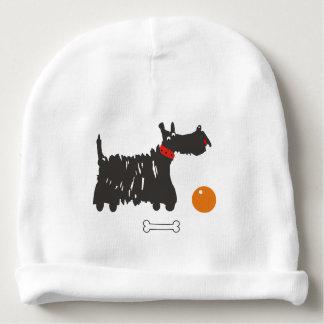 Gorro Para Bebê Terrier escocês