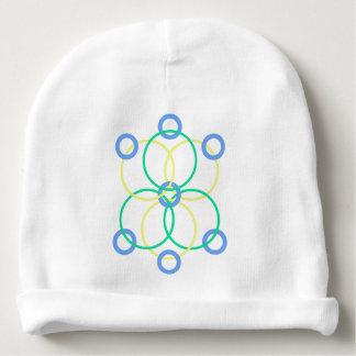 Gorro Para Bebê Teste padrão Geo1