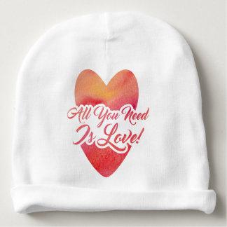 Gorro Para Bebê todo-você-necessidade-estar-amor