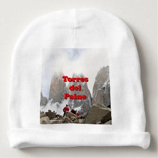 Gorro Para Bebê Torres del Paine: O Chile