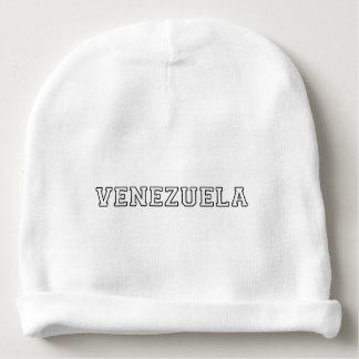 Gorro Para Bebê Venezuela