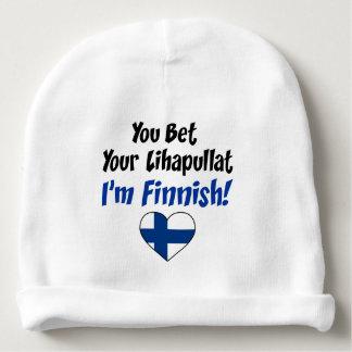Gorro Para Bebê Você aposta seu Lihapullet que eu sou chapéu