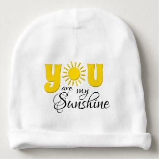 Gorro Para Bebê Você é minha luz do sol