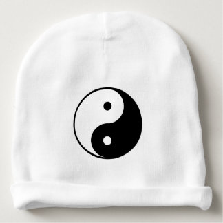 Gorro Para Bebê Yin e Yang