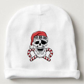 Gorro Para Bebê Yo ho ho - papai noel do pirata - Papai Noel