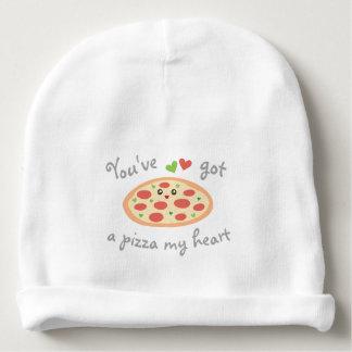 Gorro Para Bebê You've obteve uma pizza meu coração Punny