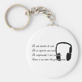 Gospel Music 1 Chaveiro
