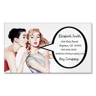 Gossipers retros das mulheres dos anos 50