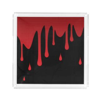 Gotejamento do sangue