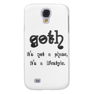 Gótico: Não é uma fase, ele é um estilo de vida Galaxy S4 Cover