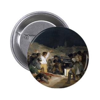 Goya-Execução de Francisco dos defensores de Madri Boton