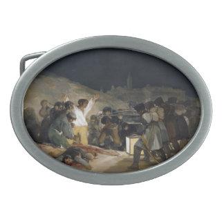 Goya-Execução de Francisco dos defensores de Madri