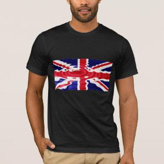 Grâ Bretanha - ondinhas da água Camiseta
