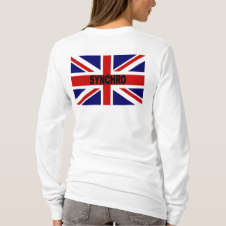 Grâ Bretanha synchro Camiseta