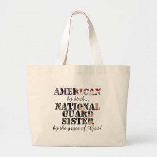 Graça de deus da irmã da guarda nacional bolsas